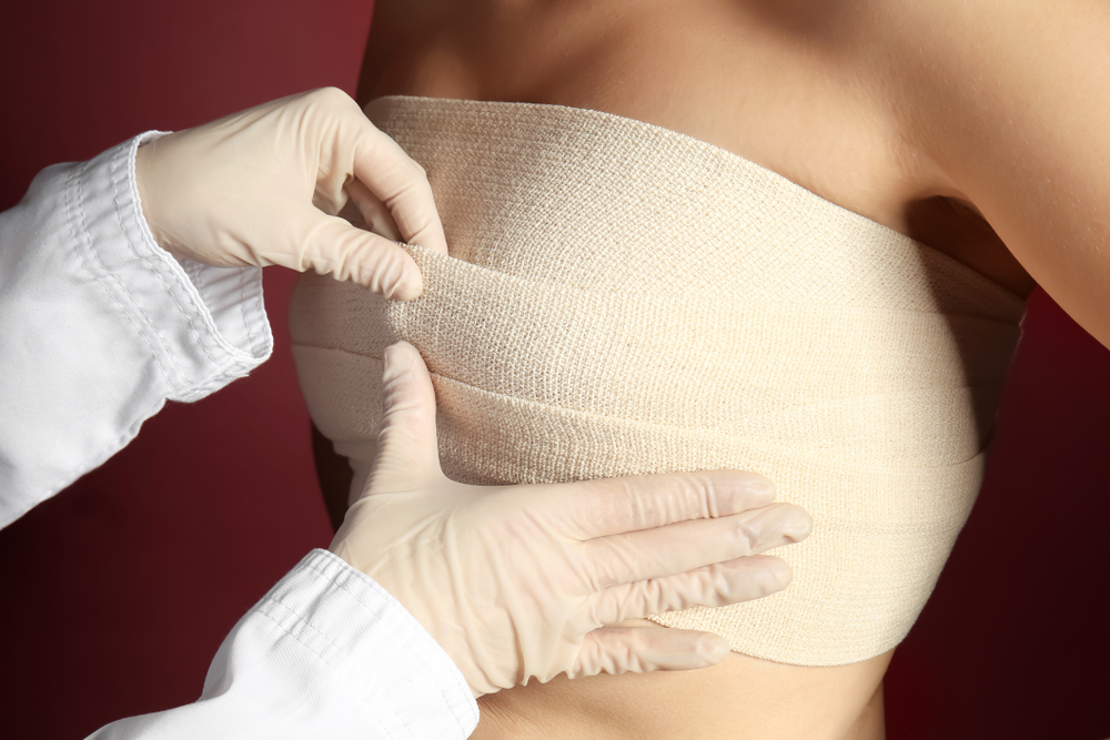 preparation augmentation mammaire